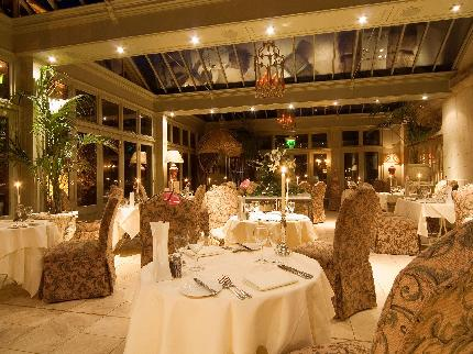 Garden Restaurant Coombe Abbey Hotel