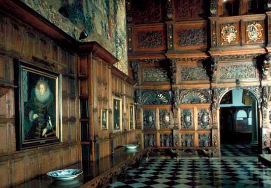 Alison Weir Tours - Tudor Treasures Tour Itinerary