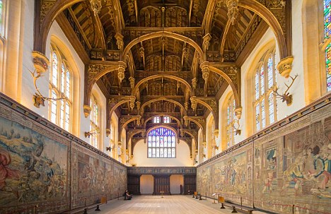 The Times Of The Tudors Great Hall